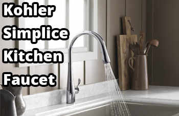 Kohler Simplice Kitchen Faucet Reviews