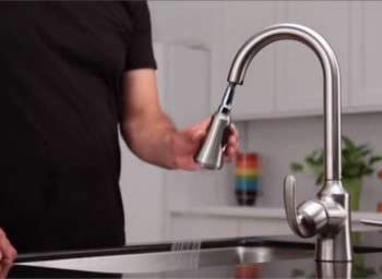 Best pull down kitchen faucet top rated product for Best selling kitchen faucet