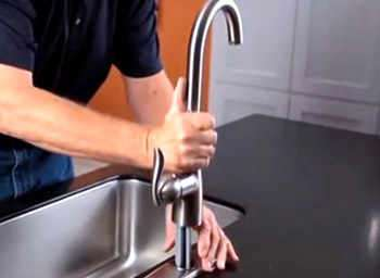 How to install a kitchen faucet or remove or replace old faucet Super Simple