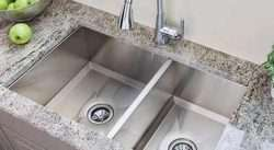 Under mount kitchen sinks