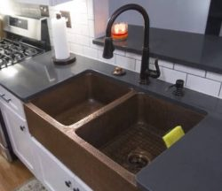 copper kitchen sinks review