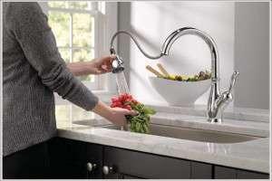 Delta 9178 AR DST Leland Kitchen Faucet 1