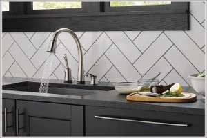 Delta 980T DST Touch2O Kitchen Faucet