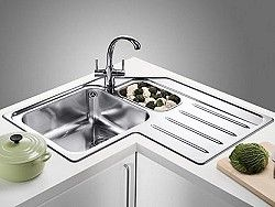 Corner Sinks for Kitchen