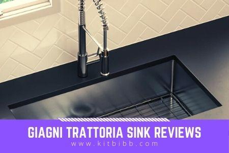 Giagni Trattoria Sink Reviews